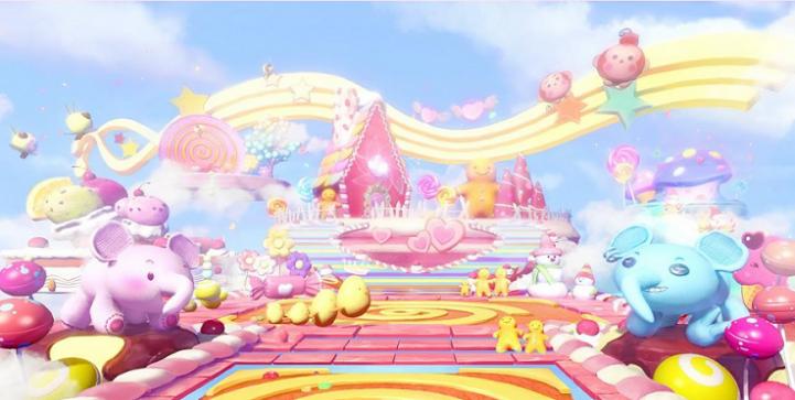 10万颗糖果将空降泸州世茂·璀璨里程 来自世界