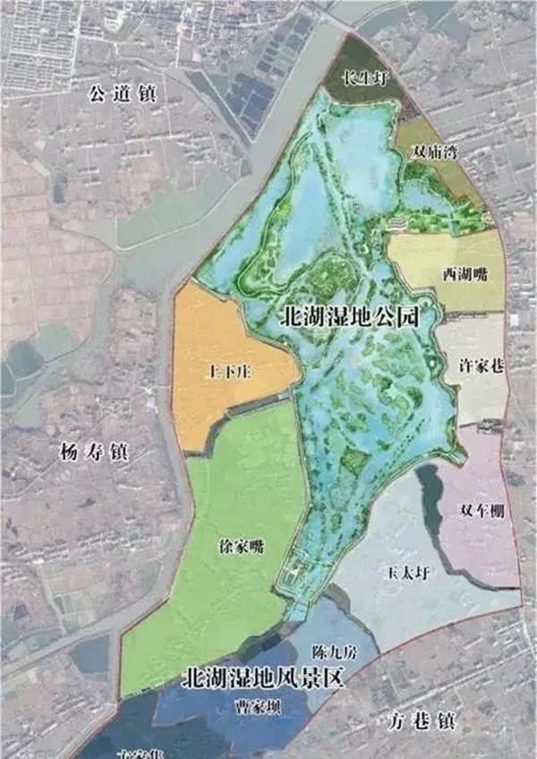 【新时代 新作为 新篇章】依托扬州北湖风景区
