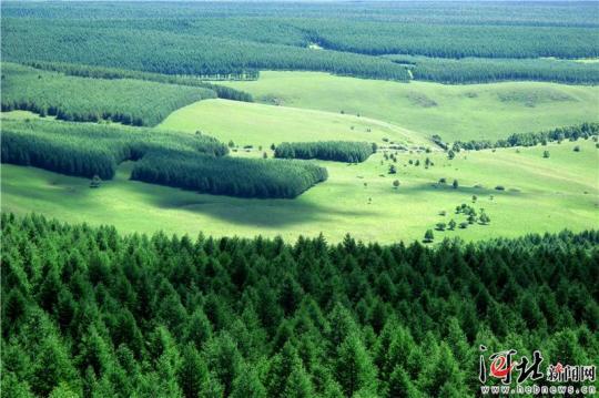 河北承德:山水穿行,感受一路绿色风景