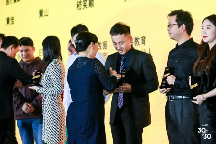 浩海留学联合创始人季羿荣获2019年度福布斯中国U30精英荣誉称号