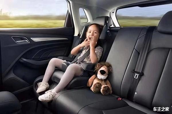 荣威RX3将推出互联网狮王儿童座椅版